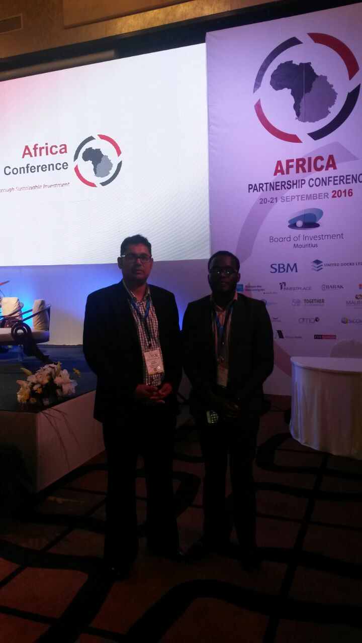 Africa Partnership Conference